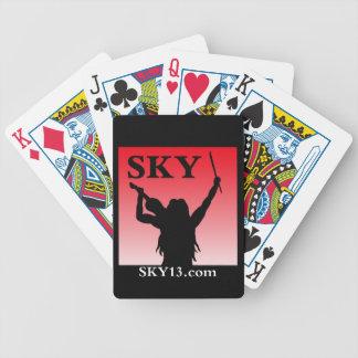 SKY13.com Bicycle Playing Cards B