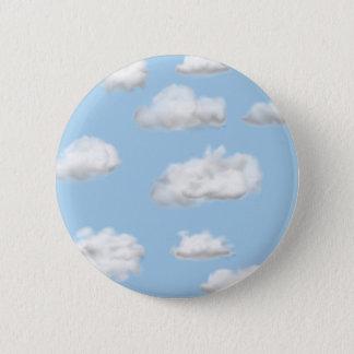 Sky 2 Inch Round Button