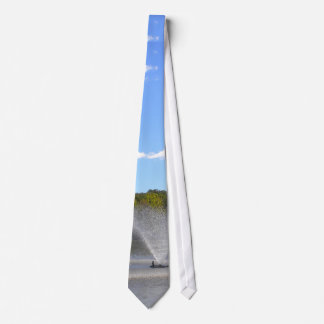 Sky and Water Tie