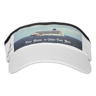 Sky at Sea Personalized Visor
