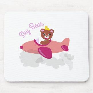 Sky Bear Mouse Pad