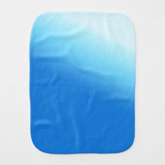 Sky Blue Burp Cloth