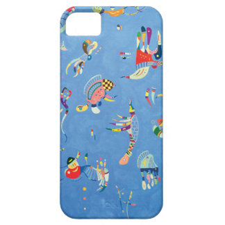 Sky Blue by Wassily Kandinsky iPhone 5 Covers