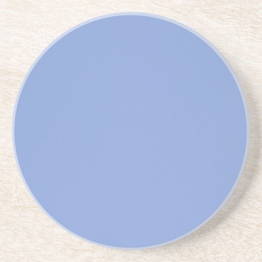 Sky Blue Colour Sandstone Coaster