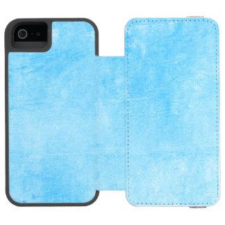 Sky Blue Magic Incipio Watson™ iPhone 5 Wallet Case