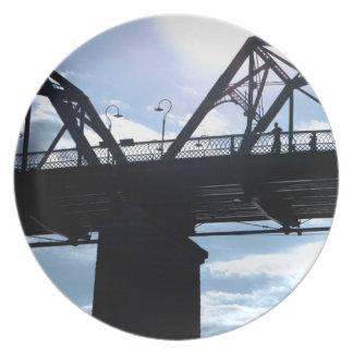Sky Bridge Dinner Plates