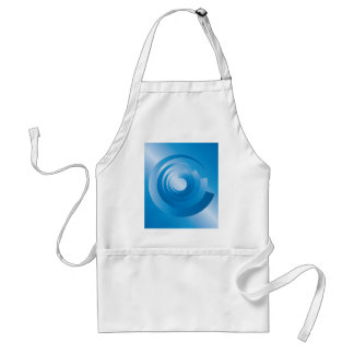 sky colors spinning standard apron