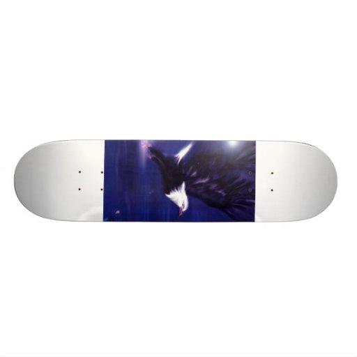 sky dawn eagle skate board