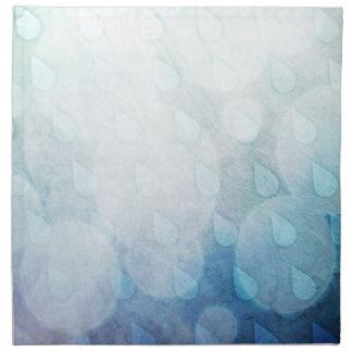 Sky Drops Napkin
