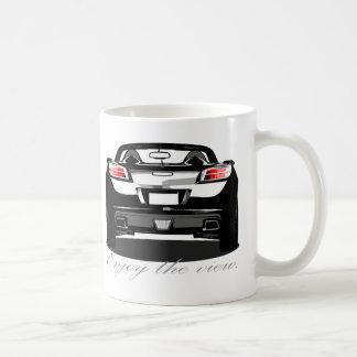 """Sky """"Enjoytheview."""" Coffee Mug"""