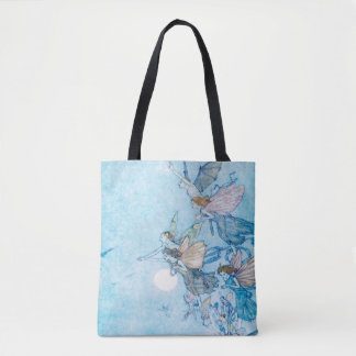 Sky Faeries Tote Bag