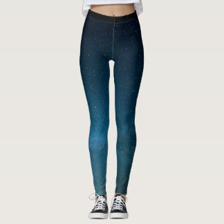 Sky Fashion Leggings For Your Night Out