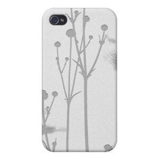 Sky Flowers iPhone 4/4S Cases