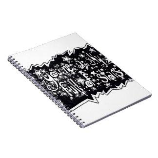 Sky Full Of Stars Notebook