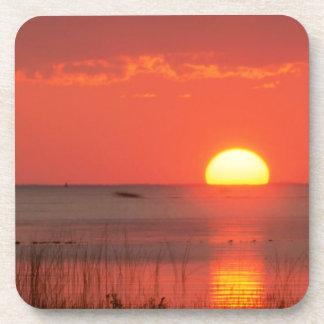 Sky Golden Moment Gulf Mexico Florida Coaster