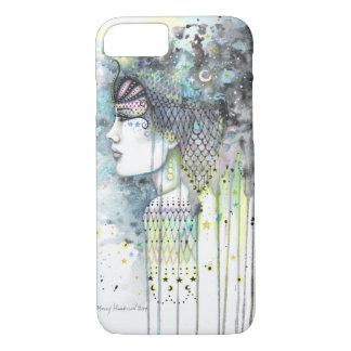 Sky Gypsy Bohemian Fantasy Art by Molly Harrison Case-Mate iPhone Case