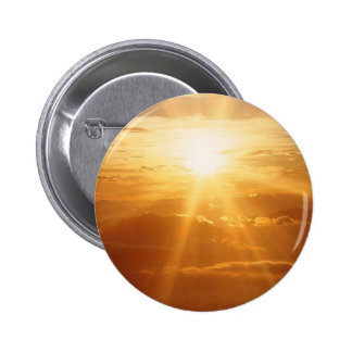 Sky Heavens View Pinback Buttons