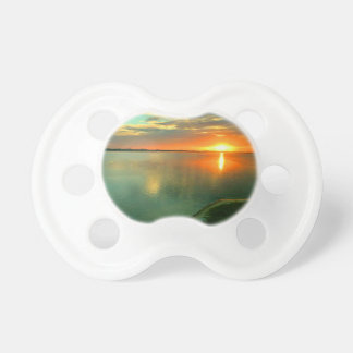 Sky High Sunset Baby Pacifiers