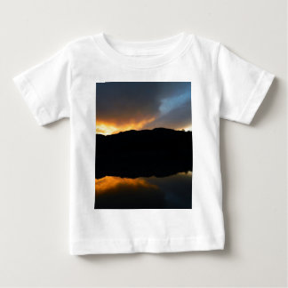 sky in the mirror baby T-Shirt