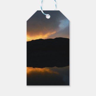 sky in the mirror gift tags
