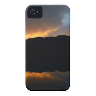 sky in the mirror iPhone 4 case