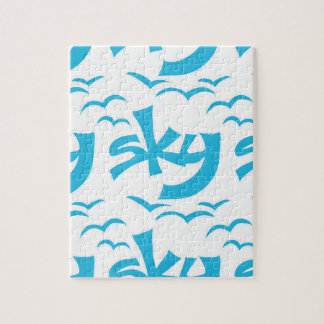 sky jigsaw puzzle