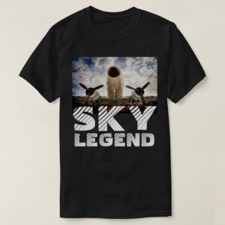 Sky Legend Customizable T-Shirt