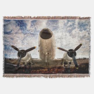 Sky Legend Throw Blanket