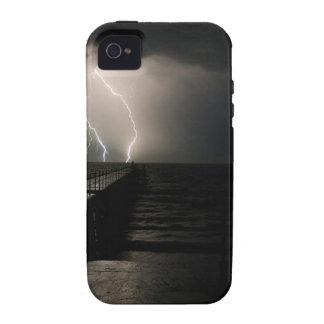 Sky Lightning Awakes Vibe iPhone 4 Cover