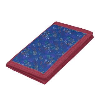 Sky Lights Tri-fold Wallet