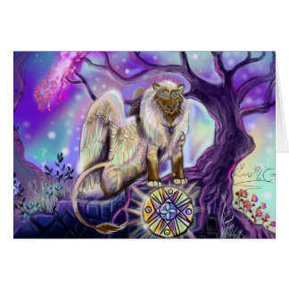 Sky Lion~greeting cards