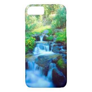 Sky Meadows in the Sierra Nevada Mountains iPhone 7 Case