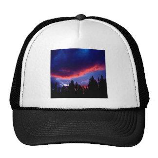 Sky Mount Evans Wilderness Colorado Trucker Hat