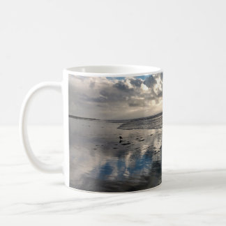 Sky Ocean Reflection Scene 11 oz Classic Mug