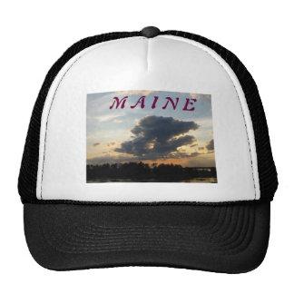 sky over Maine Trucker Hat