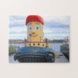 Sky Port Beach Halifax Nova Scotia Canada. Jigsaw Puzzle