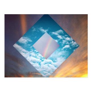 Sky Portal Postcard