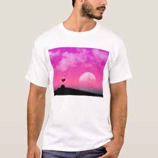 SKY PURPLE T-Shirt