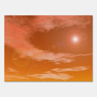 sky_red_standard_sun sign