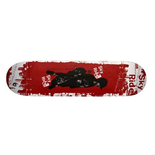 Sky Ride Skate Deck