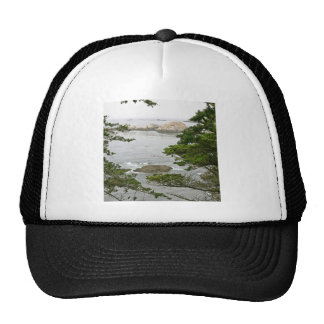 Sky River Mouth Haze Trucker Hat
