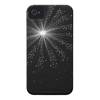 Sky Rocket Explosion iPhone 4 Cases