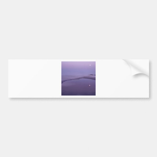 Sky Santa Rosa Island Bumper Sticker