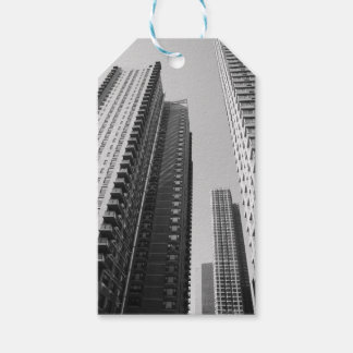 Sky Scrapers Gift Tags
