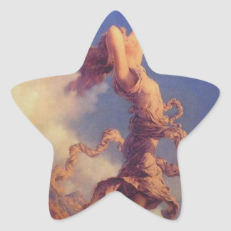 Sky Star Sticker