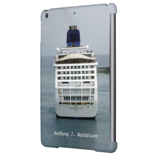 Sky Stern Custom iPad Air Case
