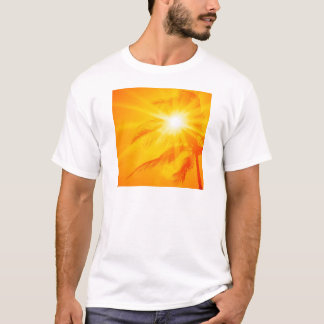 Sky Sunny Palm Hawaii T-Shirt