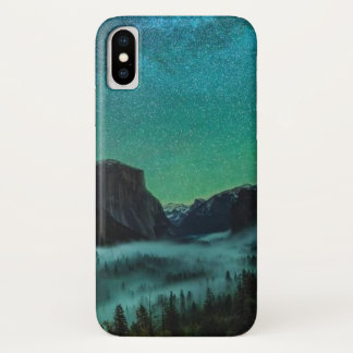 Sky to the dusk iPhone x case