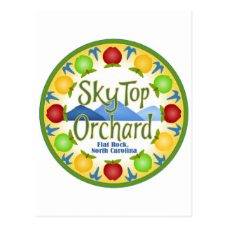 Sky Top Orchard Postcard