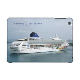 Sky Turning in Nassau Personalized iPad Mini Retina Cases